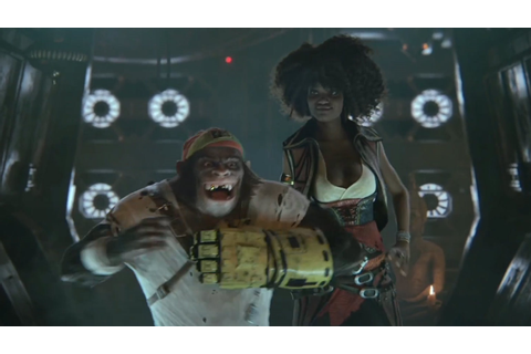 Ubisoft Officially Announced Beyond Good and Evil 2 At E3 ...