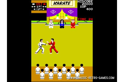 Download Karate Champ & Play Free | Classic Retro Games