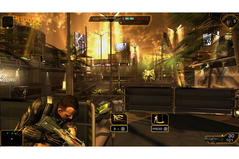 Deus Ex Collection [Steam CD Key] for PC - Buy now