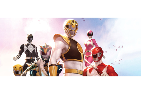 Mighty Morphin' Power Rangers Gets 2020 Facelift With Two ...