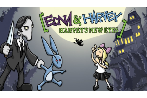 Dream Games: Edna and Harvey Harveys New Eyes