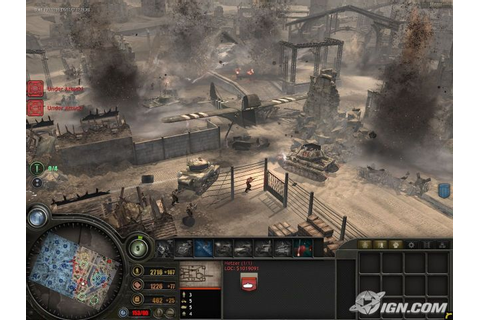 Free Top Games: Company of Heroes: Opposing Fronts