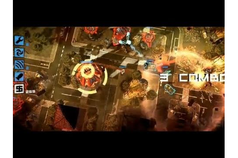 Anomaly: Warzone Earth - Gameplay Trailer - YouTube
