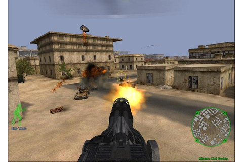 Download: Delta Force: Black Hawk Down PC game free ...