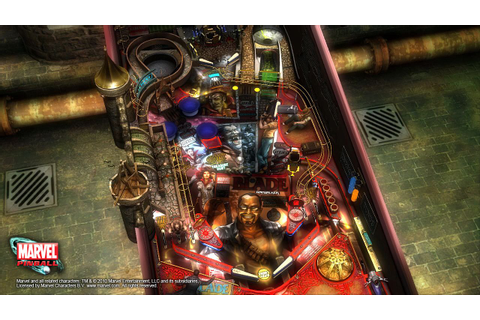Marvel Pinball Blade has Arrived on PSN and XBLA