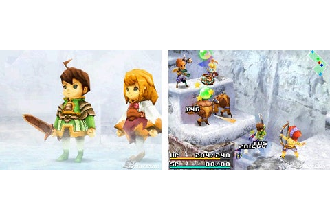 Final Fantasy Crystal Chronicles: Ring of Fates - IGN