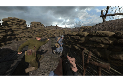 Verdun Games : Le fort Douaumont ! - YouTube