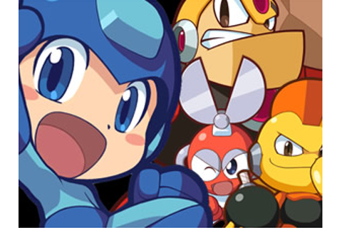 Mega Man Powered Up Archives - GameRevolution
