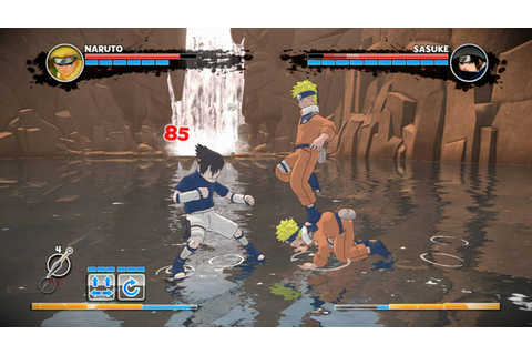 Naruto: The Broken Bond - XBOX 360 - Alvanista