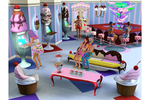 Amazon.com: The Sims 3: Katy Perry Sweet Treats: Video Games