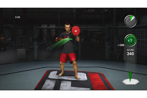 Amazon.com: UFC Personal Trainer - Nintendo Wii: Video Games