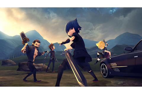 Final Fantasy XV Pocket Edition HD Out Now On Nintendo ...