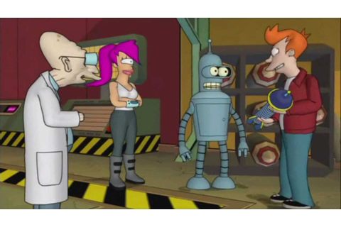 Talking Games: Story of Futurama (video game) - YouTube