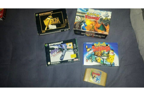 La collection d'Xsaga2001 - Forum - Génération Nintendo