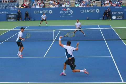 Your Complete Guide to Doubles Tennis | Tennis 4 Beginners