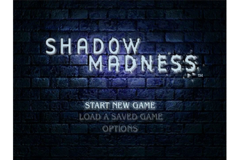 Shadow Madness Download Game | GameFabrique