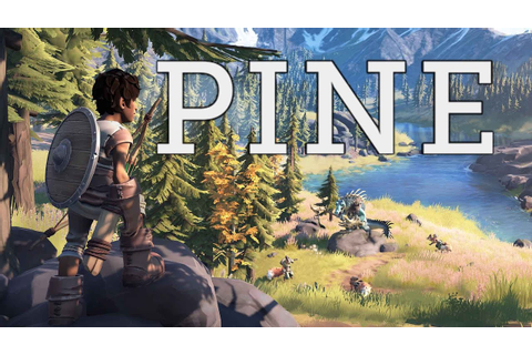 Pine Gameplay - The Mountain Demo Alpha Preview - Let's ...