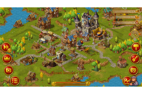 townsmen - definition - What is