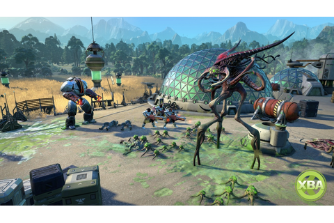 Age of Wonders: Planetfall is a Turn-Based Sci-Fi Strategy ...