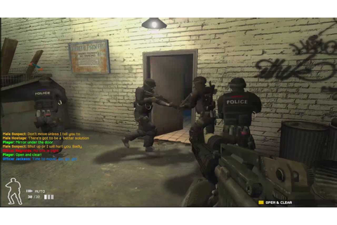 SWAT 4 Gameplay - Part 1 - YouTube