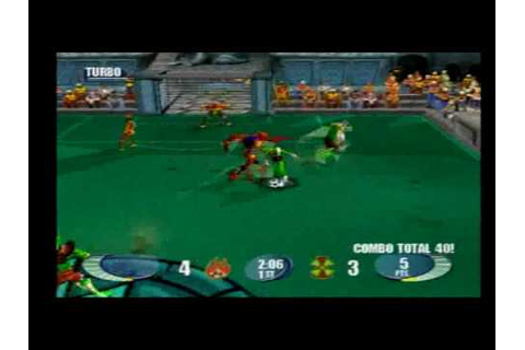 Sega Soccer Slam Game 1 Part1 By MasterBoris86X (Team El ...