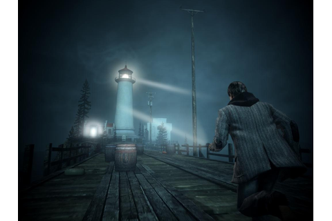 Alan Wake lighthouse | Greatest Screenshots from Popular Games