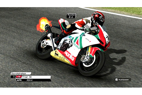 SBK-X Superbike World Championship › Games-Guide