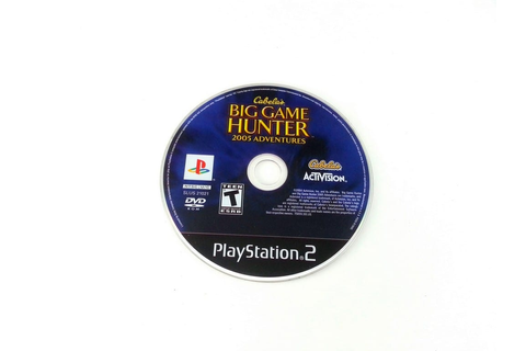 Cabela's Big Game Hunter 2005 Adventures game for ...