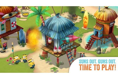 Download Minions Paradise on PC with BlueStacks