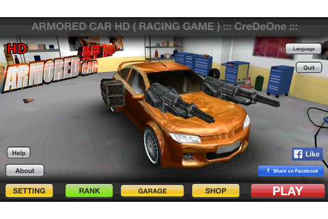 Rizki F Blog: Armored Car HD 1.3.3 | Android Game APK ...