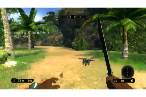 Far Cry Vengeance Wii Gameplay #1 (HD 720P) - YouTube