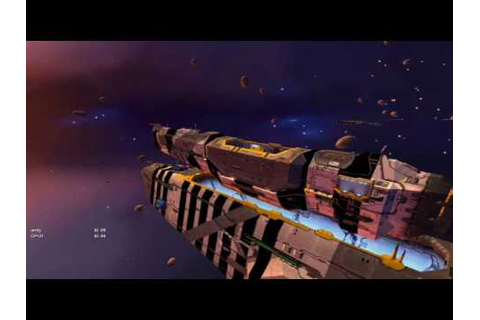 Homeworld 2 Gameplay - YouTube