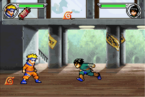 Play Naruto – Ninja Council 2 Online - Play All Game Boy ...