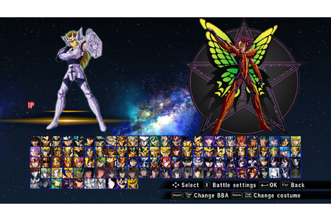 Steam Community :: Saint Seiya: Soldiers' Soul