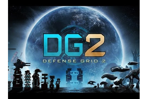 Classic Game Room - DEFENSE GRID 2 review - YouTube