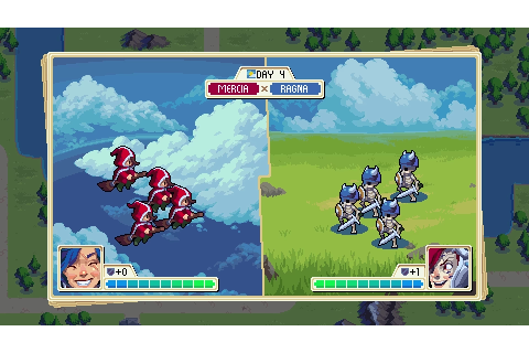 Switch Indie Title WarGroove Mixes Advance Wars And Fire ...