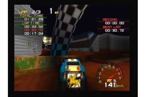 Lets Play Penny Racers PS2 Part 15 - YouTube