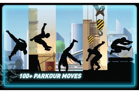 Game] Too Lazy And Uncoordinated For Parkour In Real Life? Play Vector ...