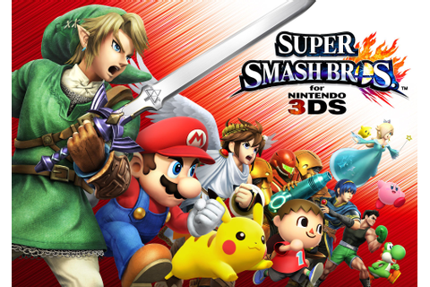 Review: Super Smash Bros. for 3DS - Settle It In Smash