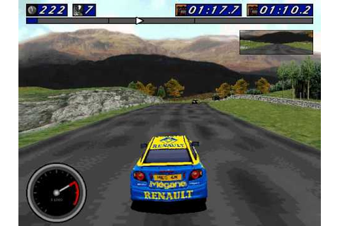 Network Q RAC Rally Championship (Magnetic Fields) (MS-DOS ...