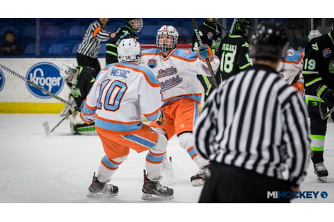 PHOTOS: Little Caesars advances to 2018 USA Hockey 15-Only ...
