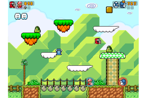 Download Game Super Mario - One DroiD