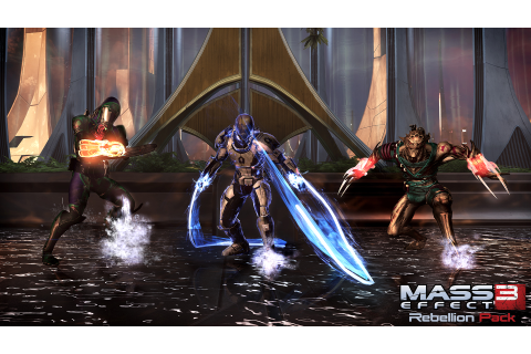 Mass Effect 3 Free Download - Ocean Of Games