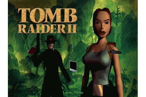 Tomb Raider 2 Download (1997 Action adventure Game)