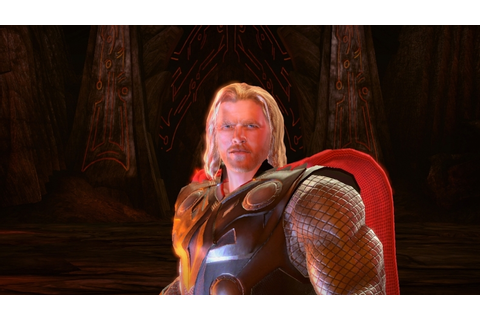 Thor : Dieu du Tonnerre (PS3, 360) – Game Side Story