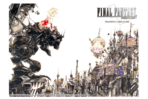 FINAL FANTASY TRADING CARD GAME PREMIUM SLEEVES - FINAL ...