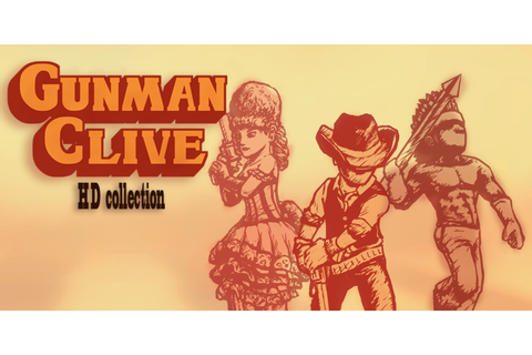 Gunman Clive HD Collection | Nintendo Switch download ...