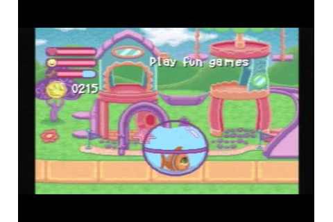 LPS : Littlest Pet Shop Game : Plug and Play - YouTube