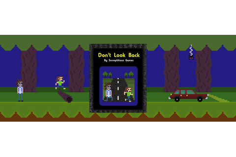 Don't Look Back by Surreptitious Games