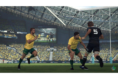 PSMag - Jonah Lomu Rugby Challenge 2 - Images